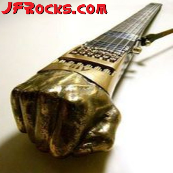 Guitarist Jeff Fiorentino - ASCAP - Chinese Fist Bump