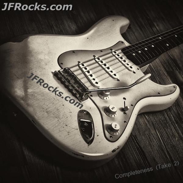 Guitarist Jeff Fiorentino - ASCAP - Completeness, Take 2