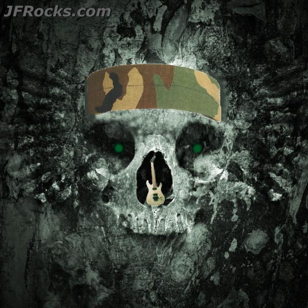Guitarist Jeff Fiorentino - ASCAP - Death before Dishonor