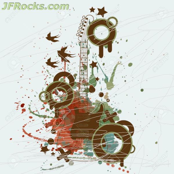 Guitarist Jeff Fiorentino - ASCAP - Stig