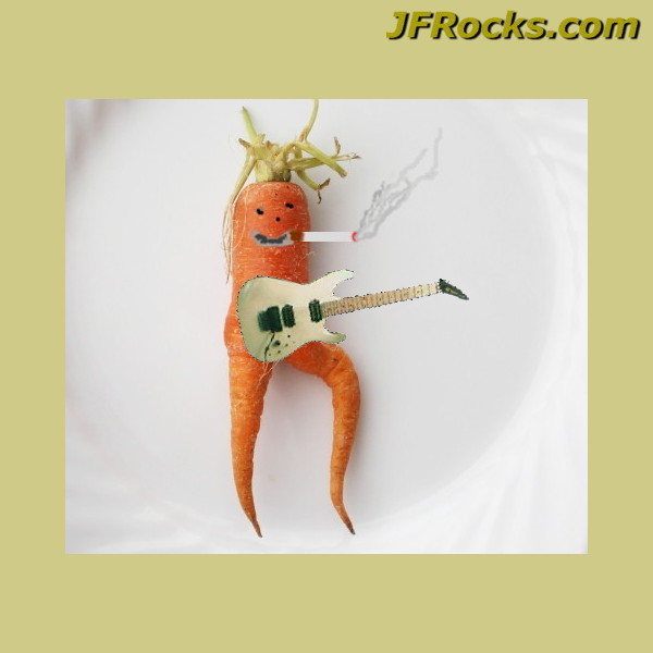 Guitarist Jeff Fiorentino - ASCAP - Wasted Carrot