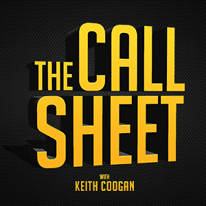 Actor Keith Coogan - The Call Sheet - SkidRow Studios Los Angeles CA