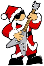 JFRocks The Holidays - with Guitarist Jeff Fiorentino