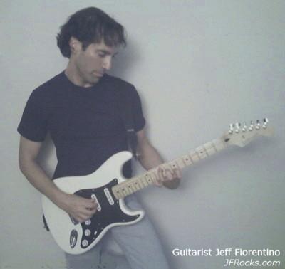 #BreatheEasy2016 - Guitarist Jeff Fiorentino