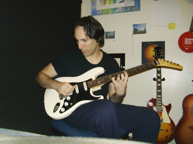 Jeff Fiorentino Guitarist Image