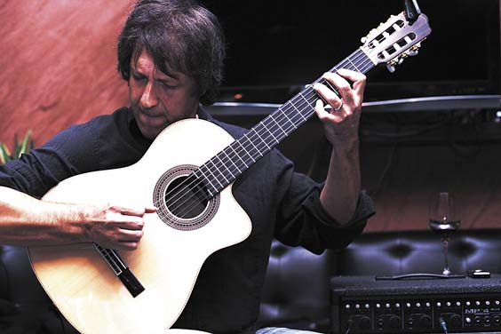 Marcello Berestovoy, Latin & Spanish style Guitar